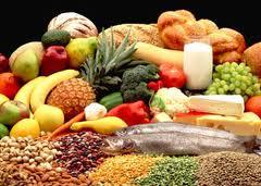 DASH foods