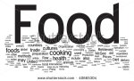 food-word-cloud-illustration-graphic-tag-collection-40665304