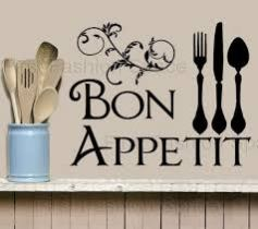 Bon Appetite with Spoons